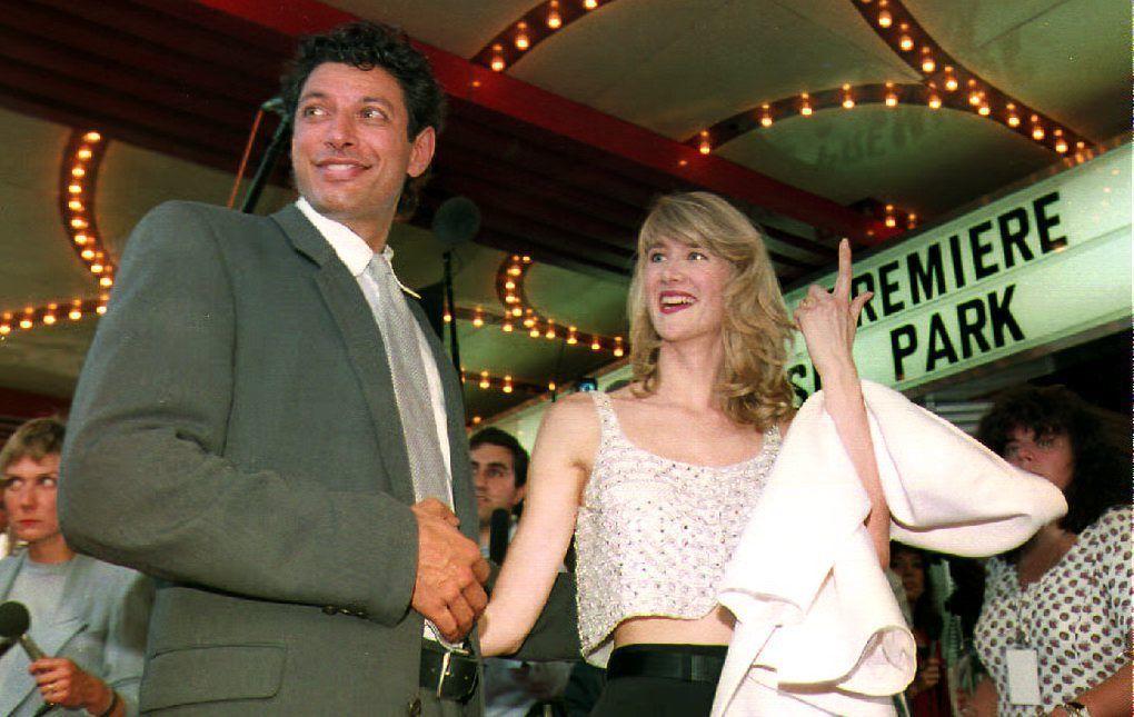 Jurassic Park Premiere 1993