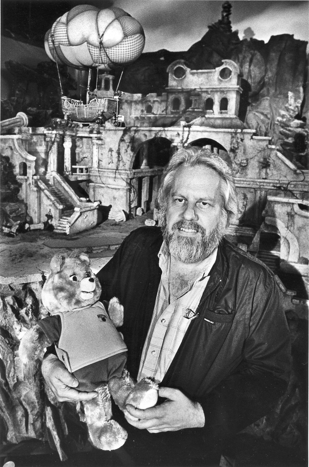 Ken Forsse Teddy Ruxpin