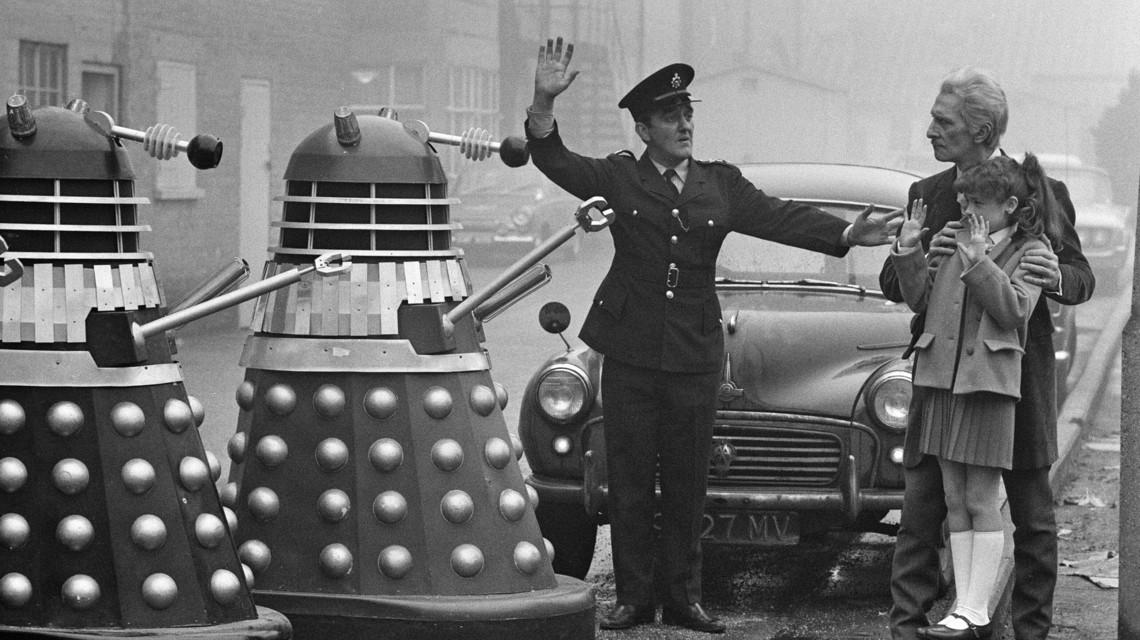 Doctor Who Peter Cushing