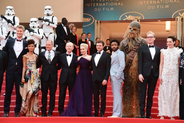 Solo Cannes Premiere