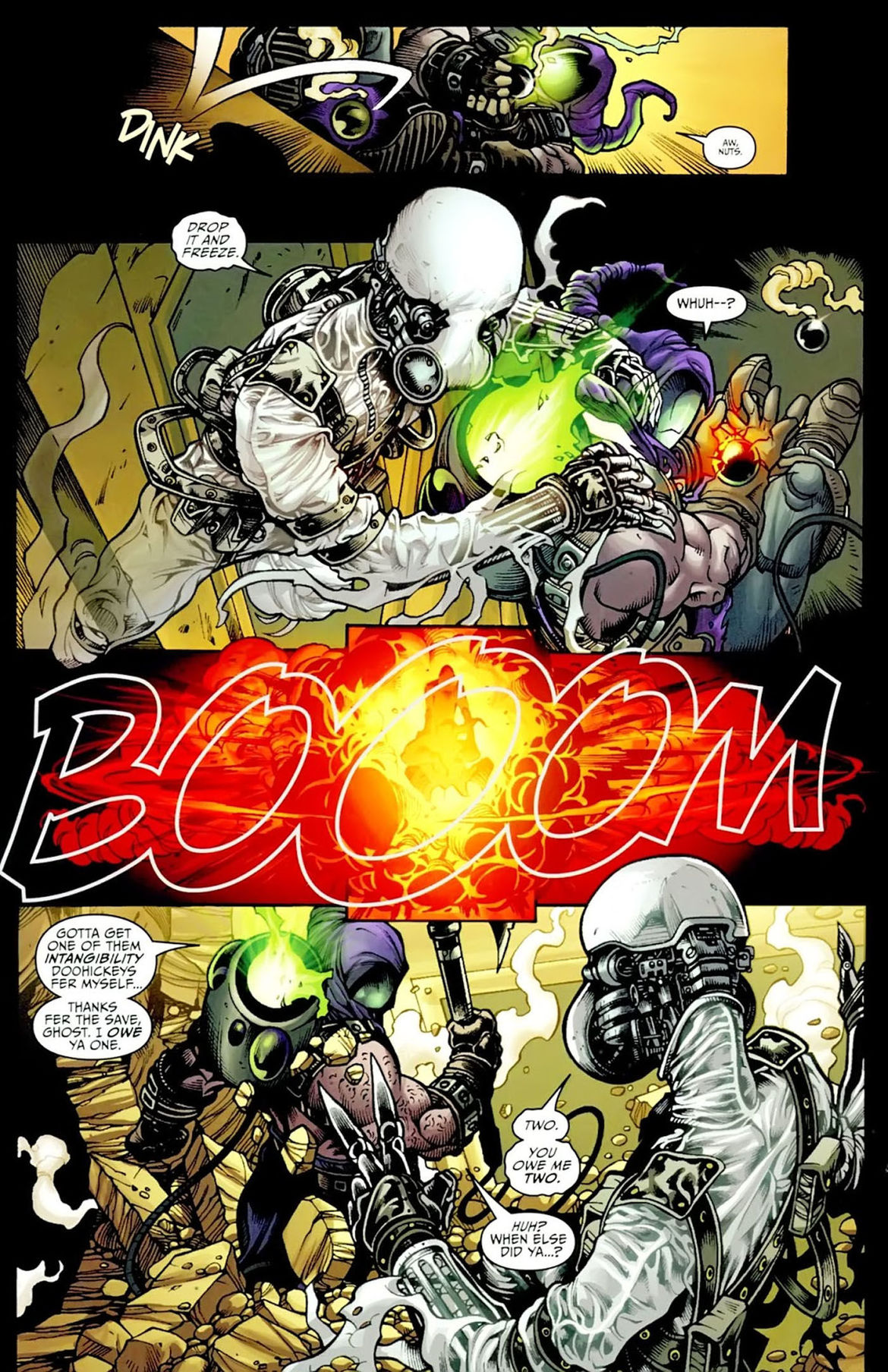 Ghost Thunderbolts 1