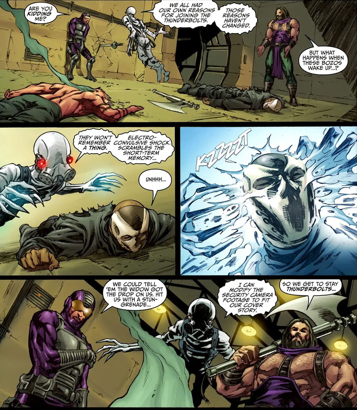Ghost Thunderbolts 2