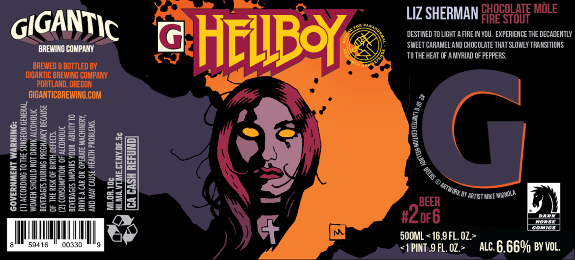 Bellboy Beer Liz Sherman