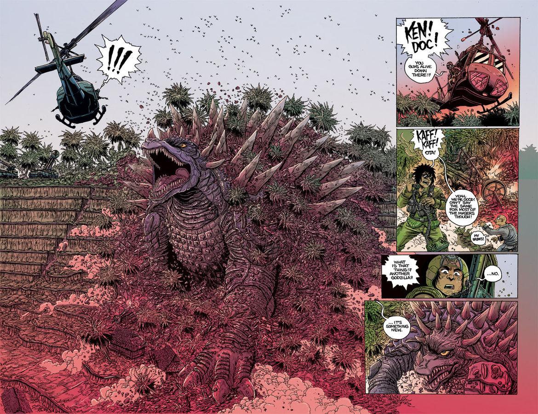 Godzilla Century War