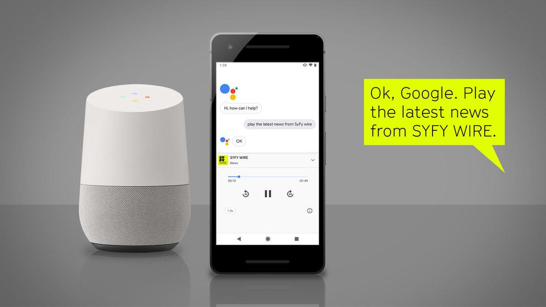 Google Assistant & Google Home