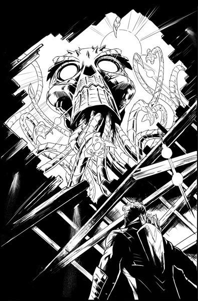 Green Arrow Annual 2 Interior 01