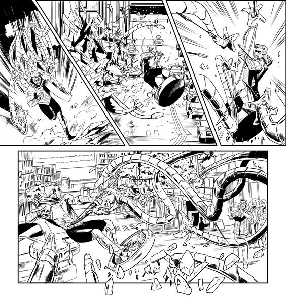 Green Arrow Annual 2 Interior 02