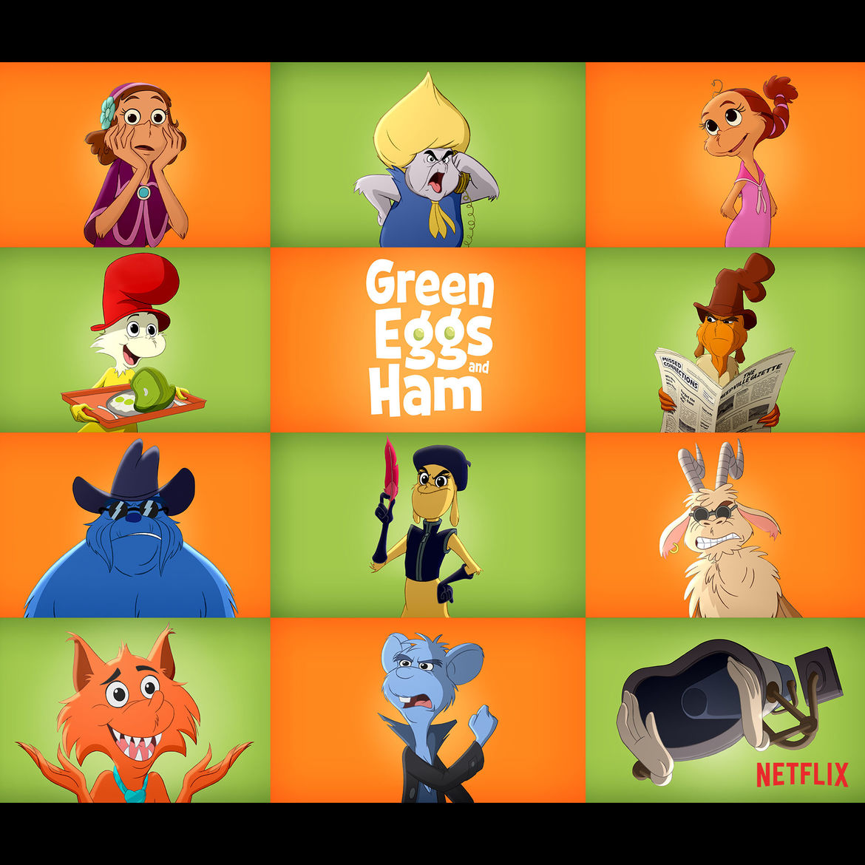 Green Eggs and Ham Netflix