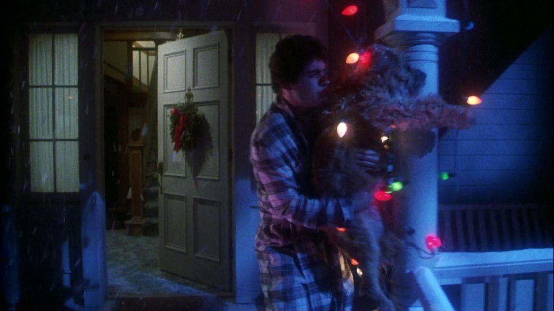 Gremlins Christmas lights