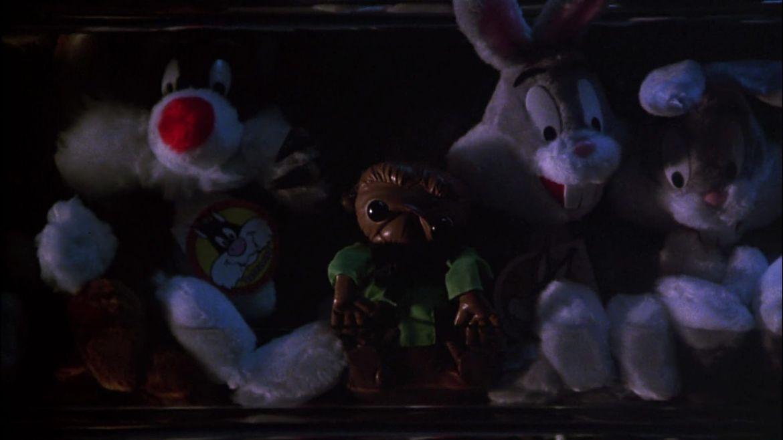 Gremlins ET toy