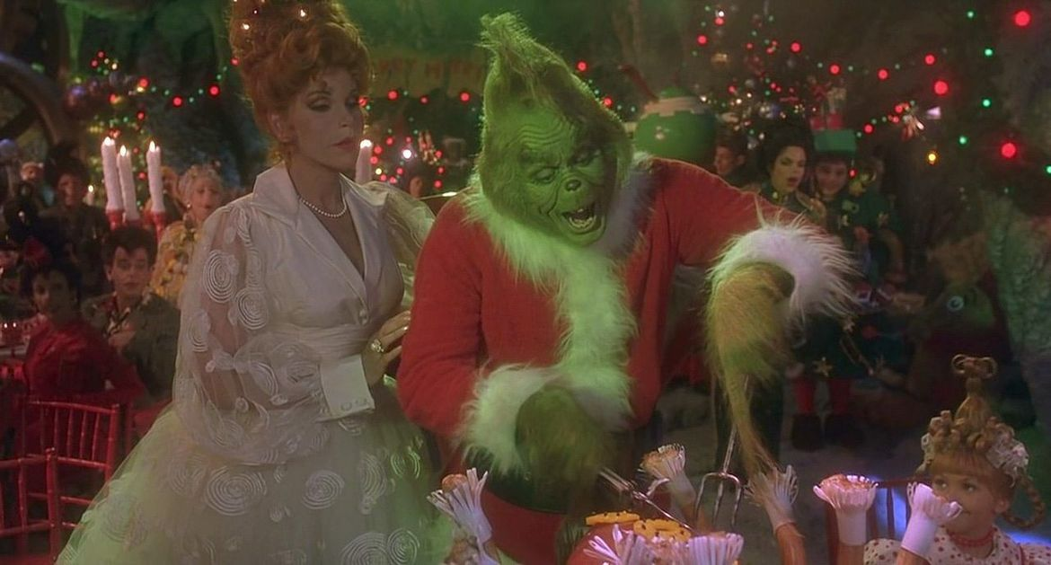 The Grinch Who Stole Christmas Movie.45 Thoughts We Had While Watching How The Grinch Stole Christmas