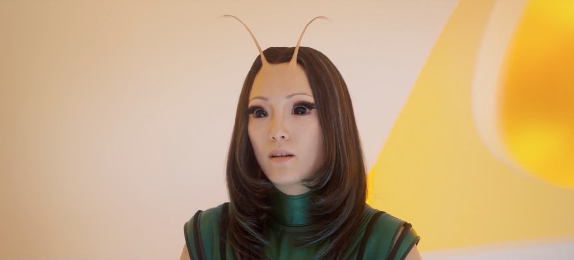 Guardians of the Galaxy Vol. 2- Mantis (Pom Klementieff)