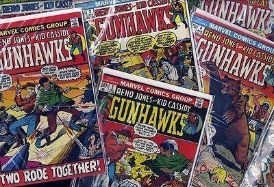 Gunhawks Covers