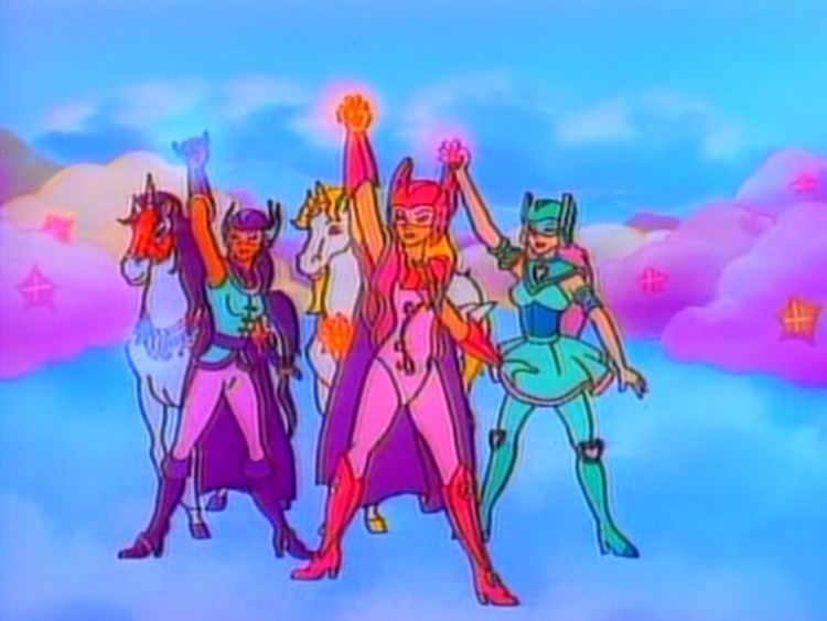 Princess Gwenevere and the Jewel Riders - Jewel Power