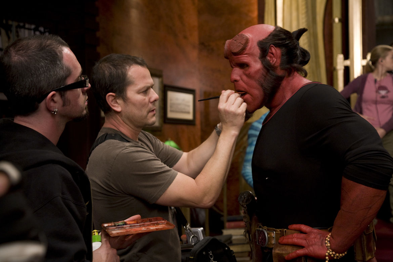 Hellboy, Spectral Motion