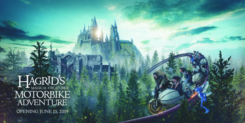 Hagrids Magical Creatures Motorbike Adventure