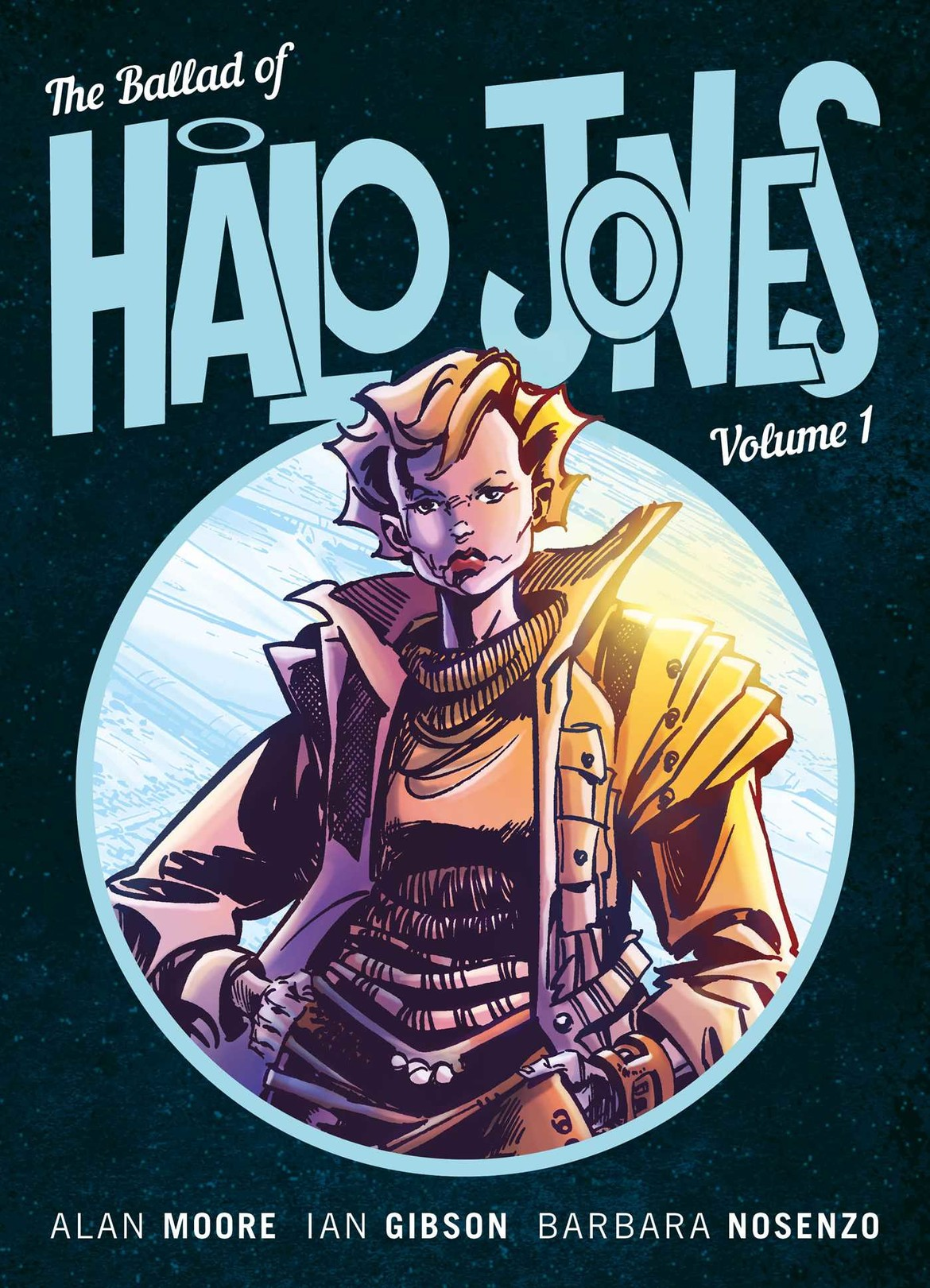 The Ballad of Halo Jones Volume 1, by Alan Moore and Ian Gibson