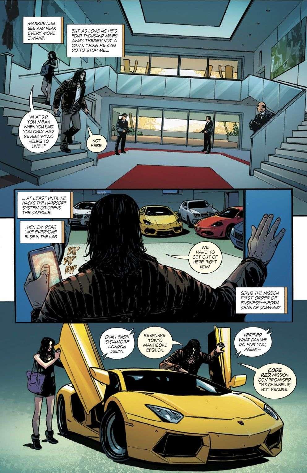 Hardcore #2 Page 5