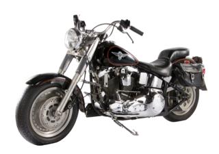 Harley Terminator Bike
