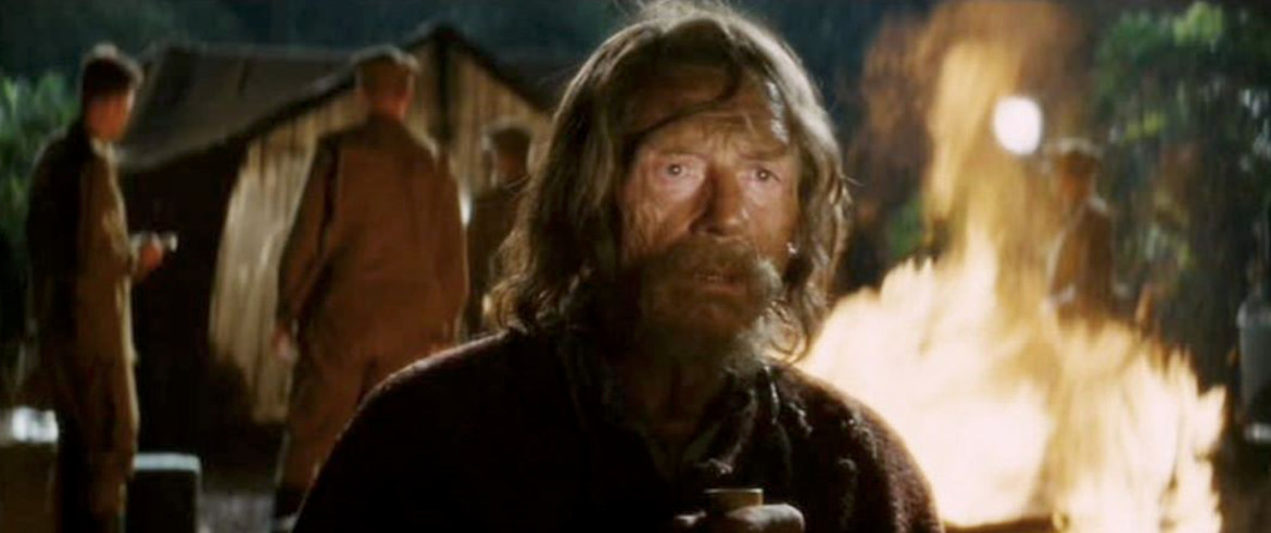 Indiana Jones and the Kingdom of the Crystal Skull- John Hurt as Harold Oxley