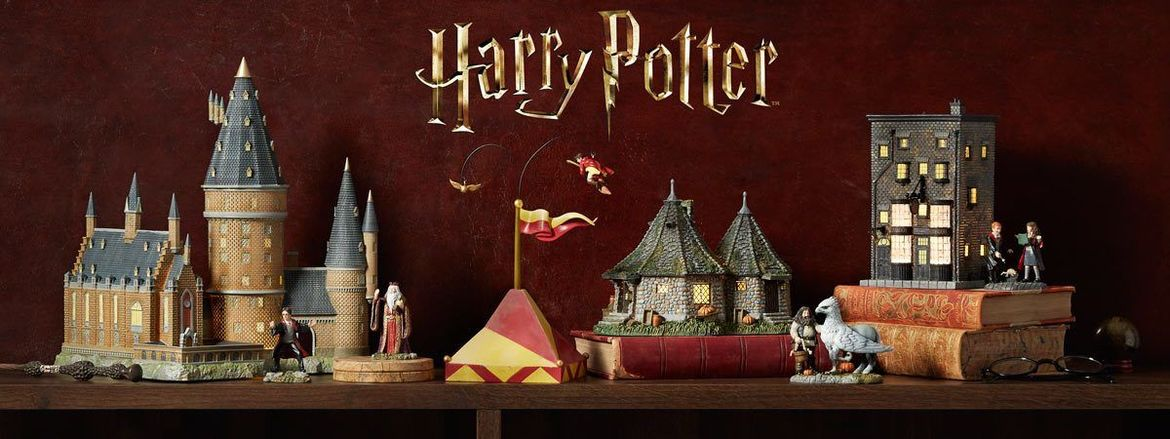 department 56 harry potter collection