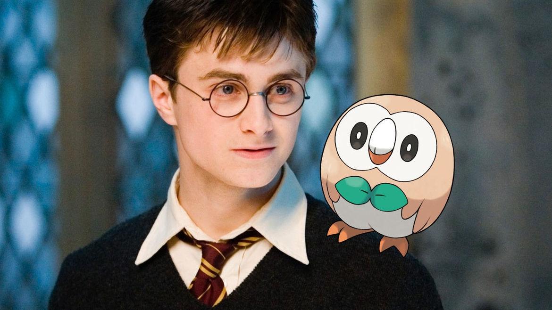 c2fb4d7c1f06 Would Harry have chosen Pikachu  A magical starter Pokémon ...