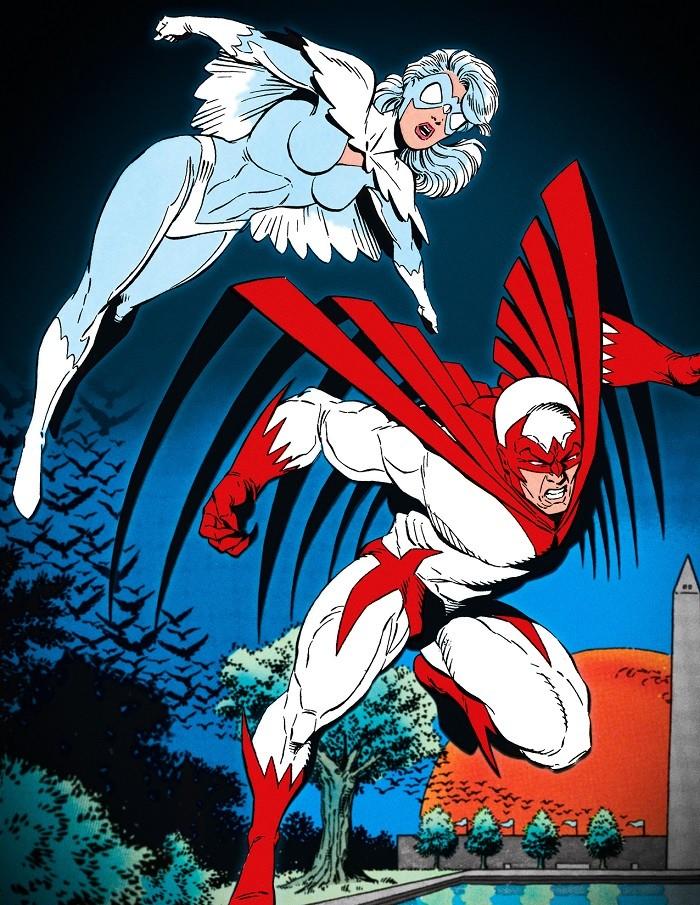 Hawk, Dove, Titans