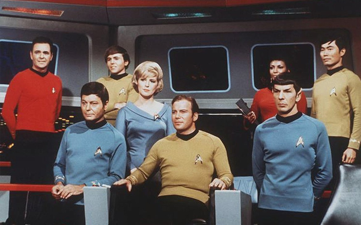Star Trek, original cast