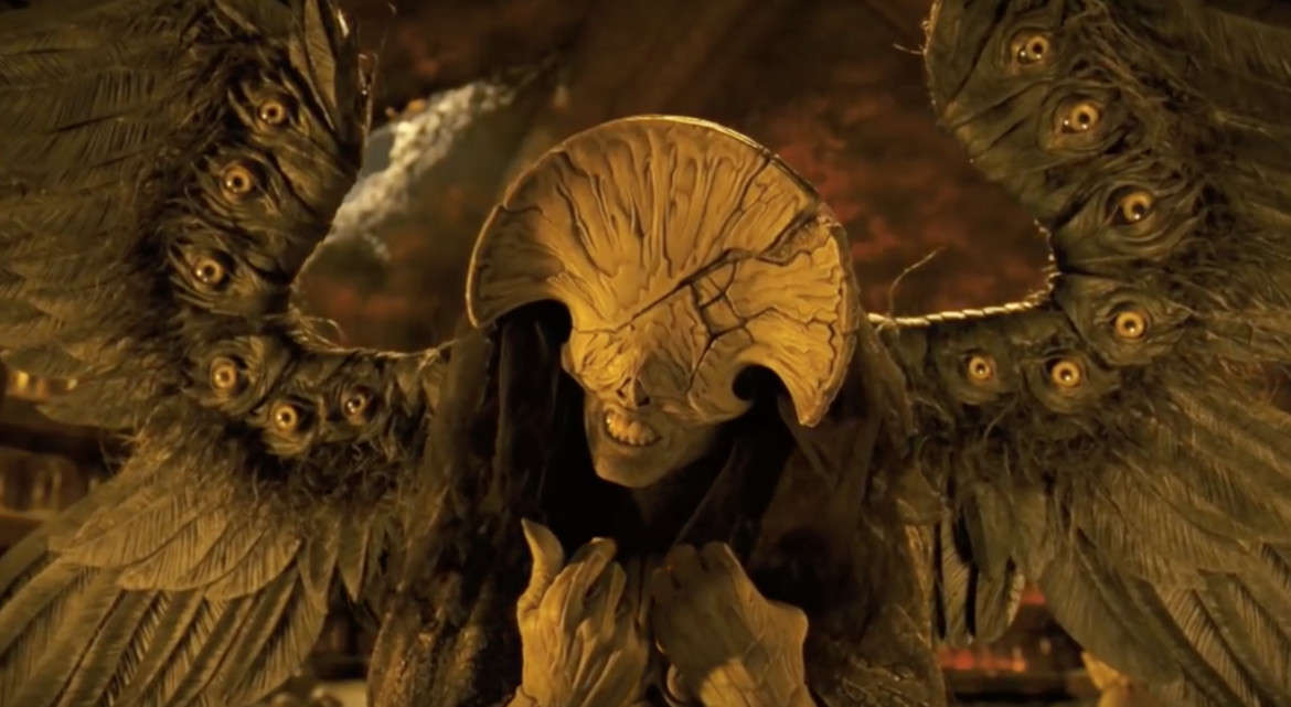 Hellboy II: The Golden Army- The Angel of Death
