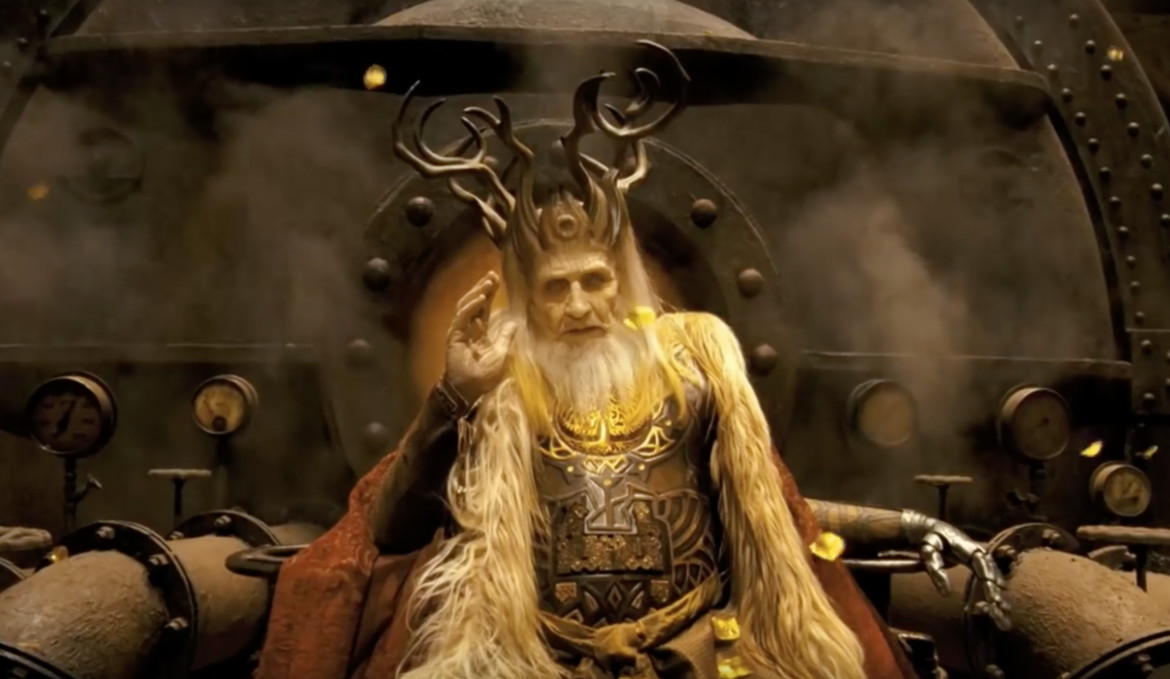 Hellboy II: The Golden Army- The Elven King