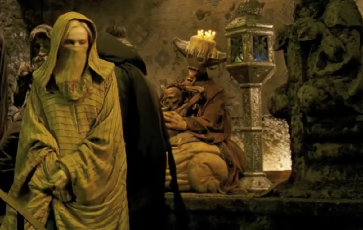 Hellboy II: The Golden Army- The Troll Market Flute Player
