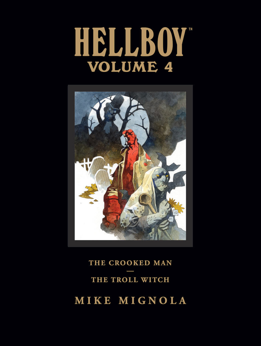 Hellboy Library Edition