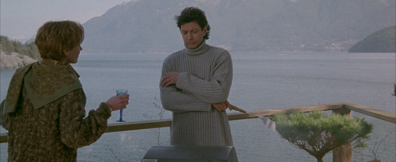 Hideaway Goldblum sweater