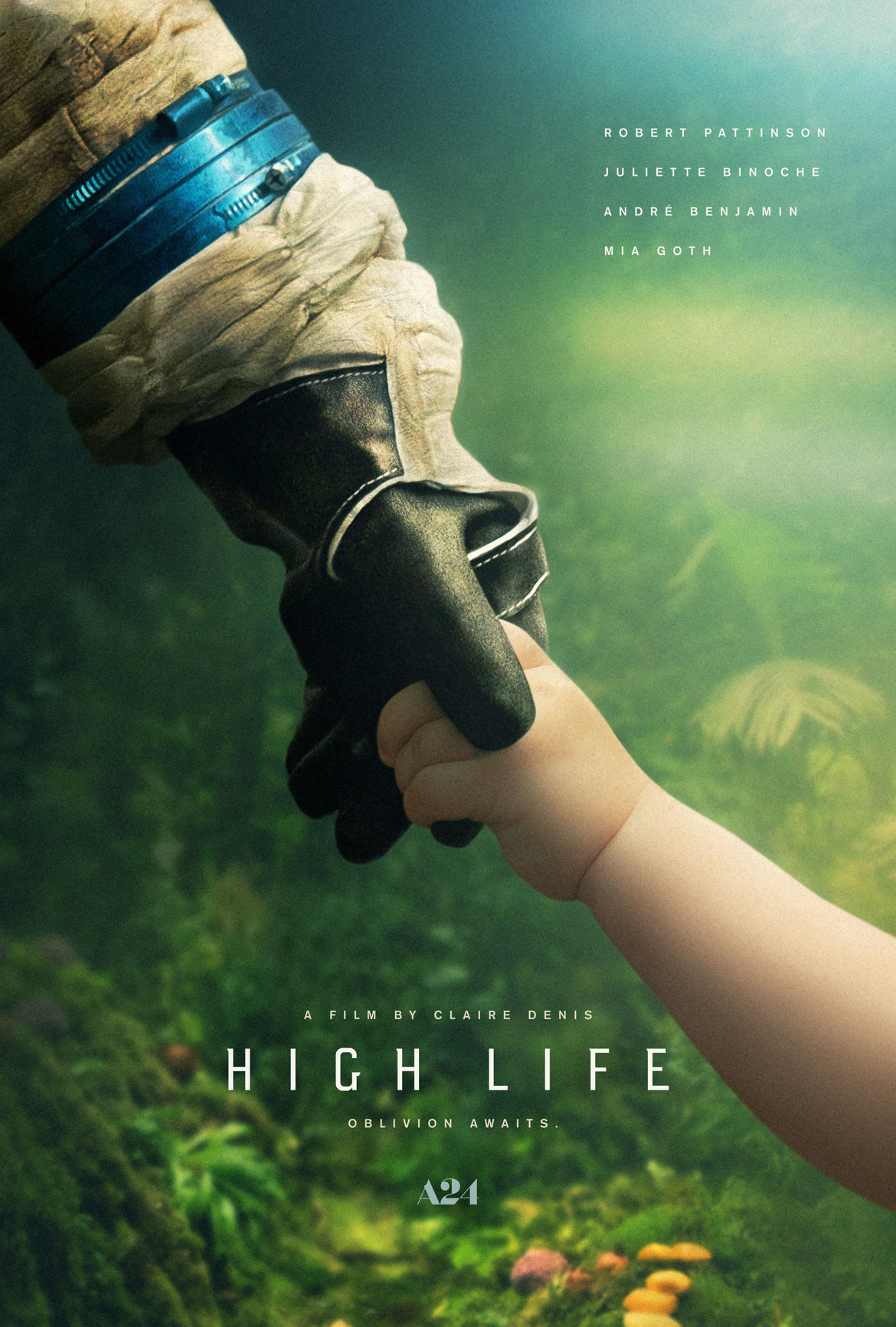 High Life Movie Poster A24