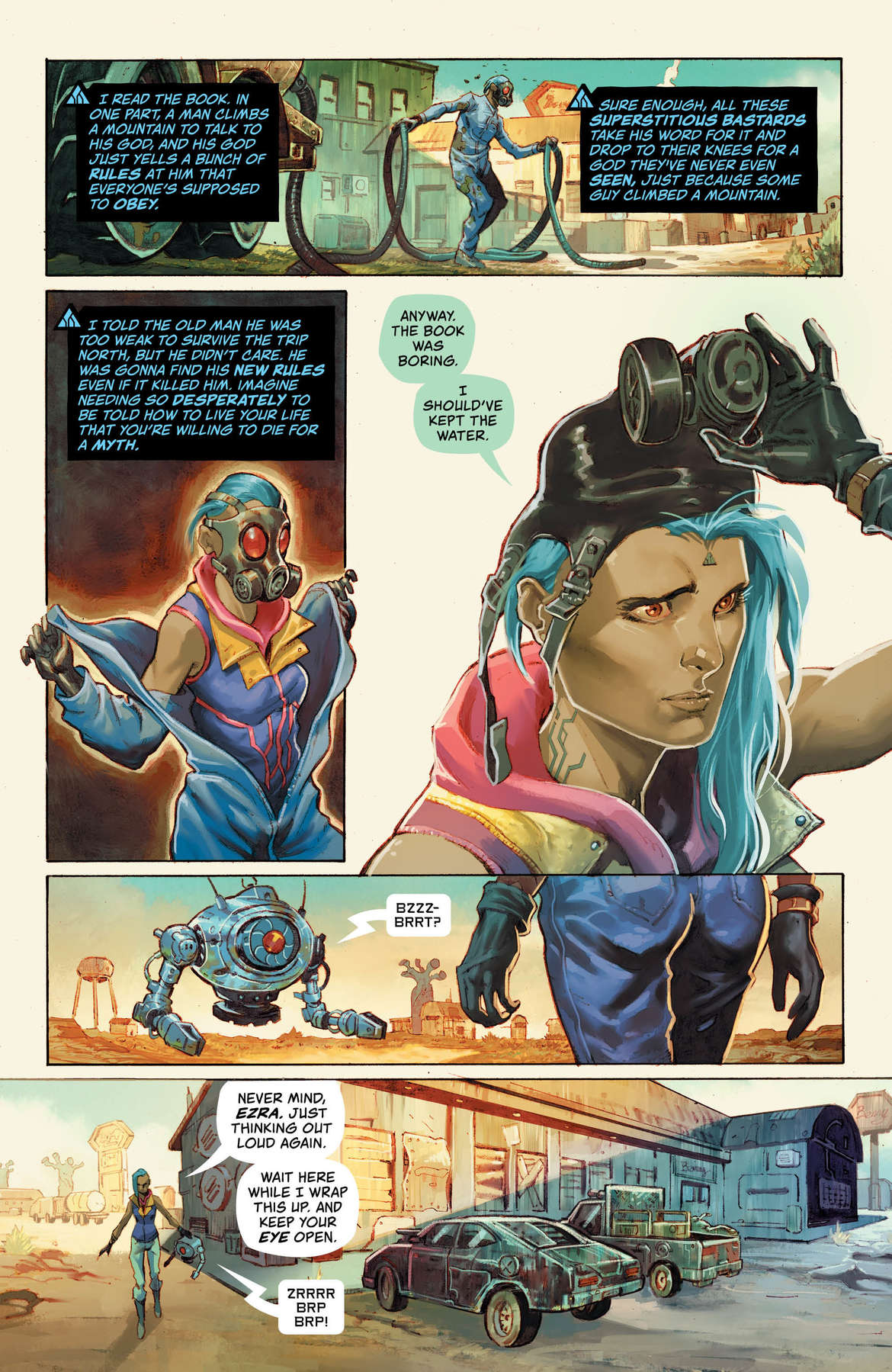 High Level #1 Page 3