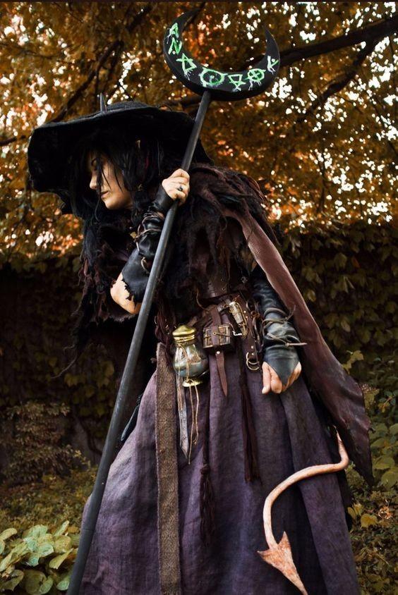 Holly Conrad as Strix Dice, Camera, Action