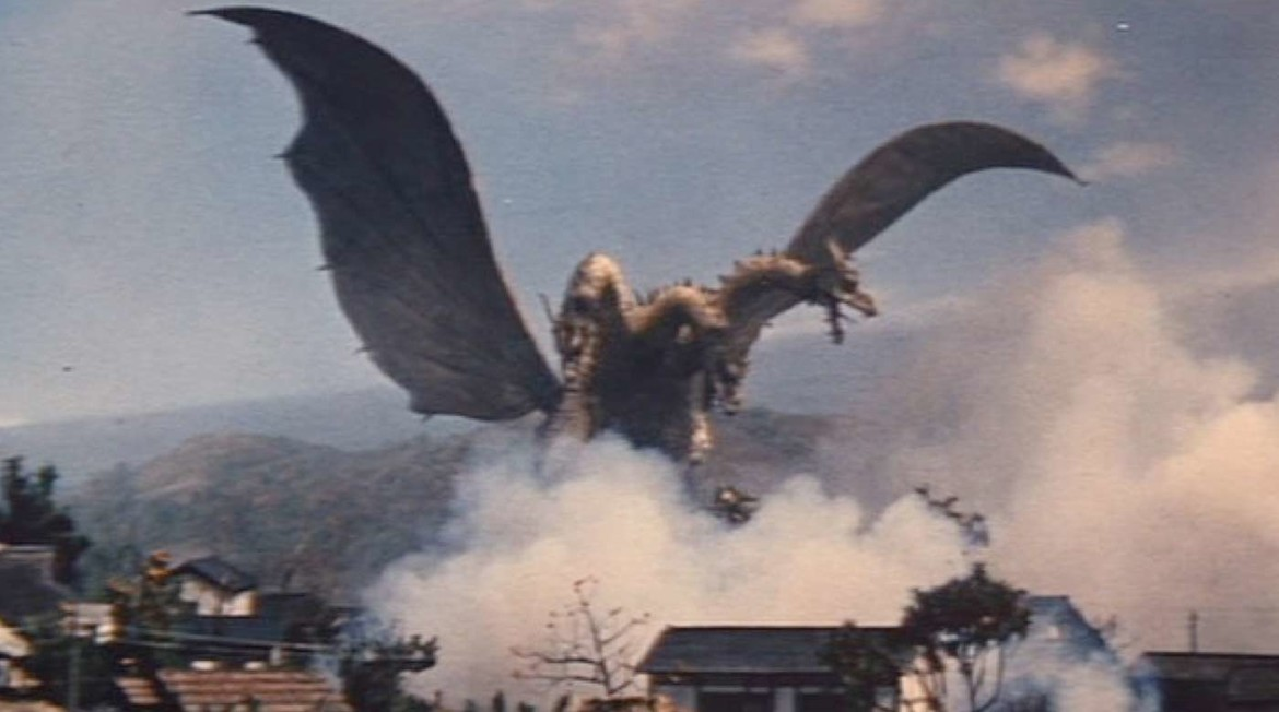 Ghidorah the Three-headed Monster (1964)