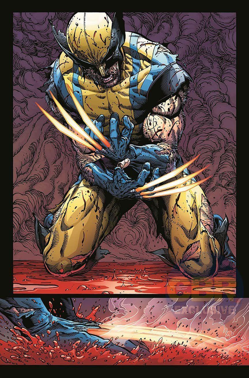 Return of Wolverine #1 (Writer Charles Soule, Artist Steve McNiven)