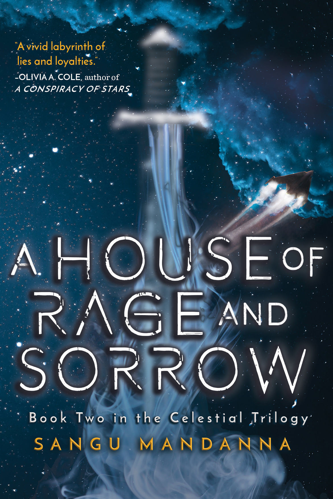 house of rage and sorrow by sangu mandanna