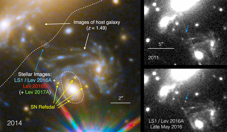 farthest star ever seen