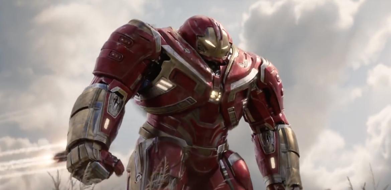 Avengers: Infinity War- Hulkbuster