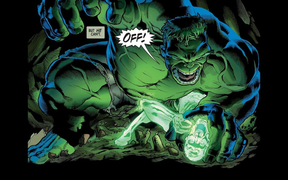 Immortal Hulk, Marvel Comics