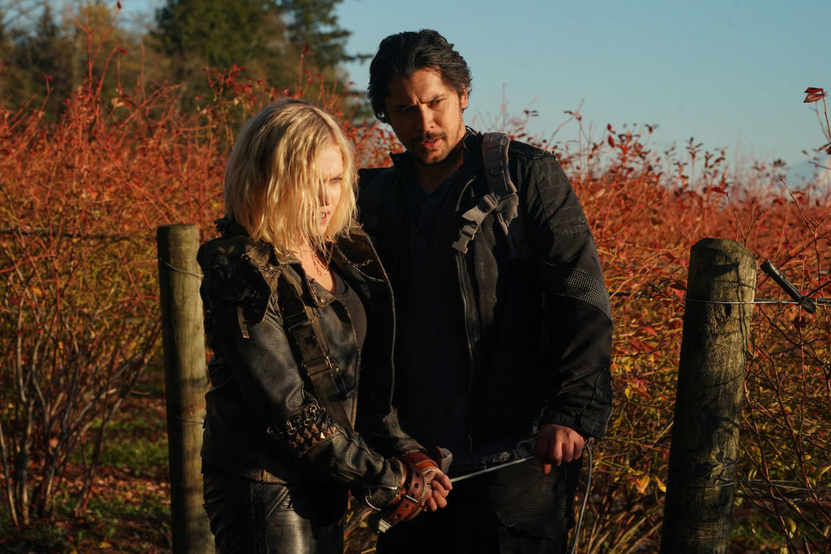 The 100 Discussion: 'The Old Man and the Anomaly'
