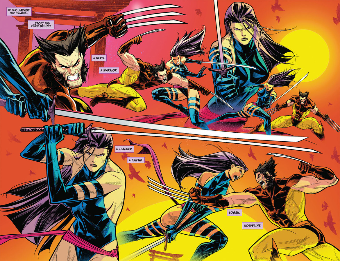 Hunt for Wolverine: Mystery in Madripoor 1 pages 2 and 3