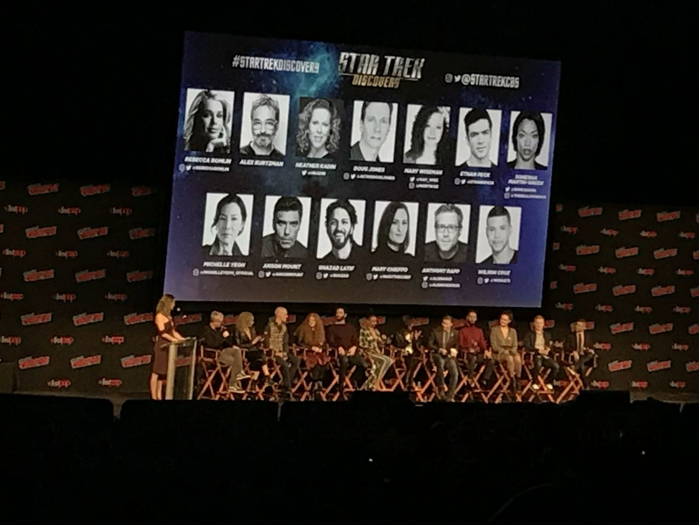Star Trek: Discovery NYCC 2018