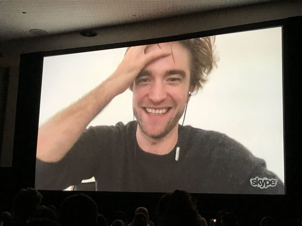 Robert Pattinson NYCC 2018