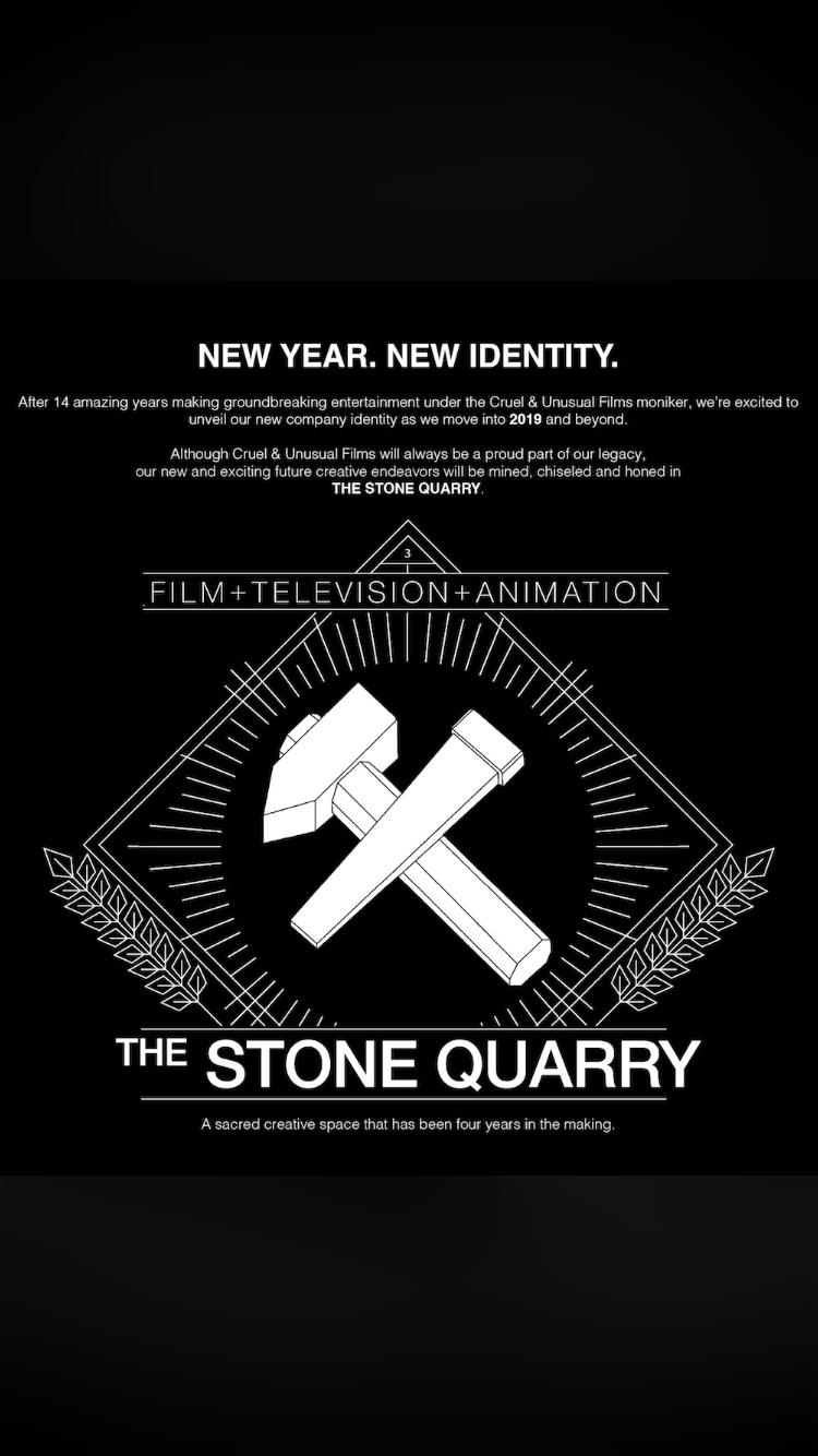 Zack Snyder The Stone Quarry