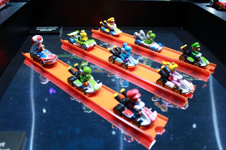 Mattel Hot Wheels Mario Kart Assortment