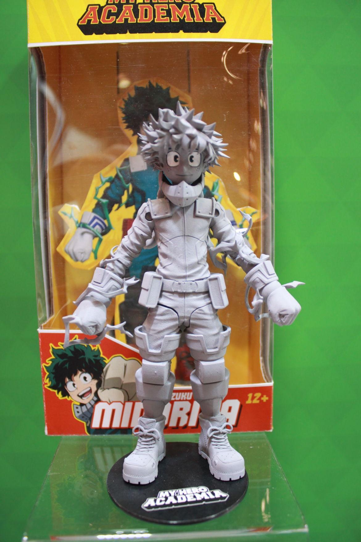 McFarlane Toys My Hero Academia Midoriya