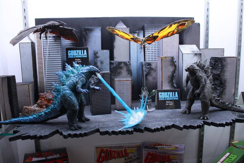 NECA Godzilla King of the Monsters Assortment